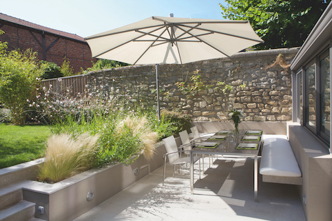 jardin contemporain Archives - Extérieurs design